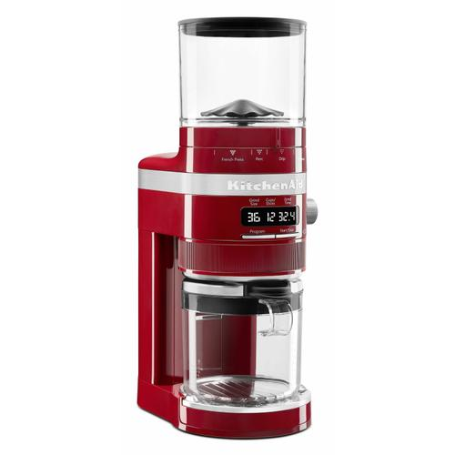 Gallery - Burr Coffee Grinder - Empire Red