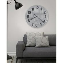 View Product - Howard Miller Aviator Oversized Wall Clock 625629
