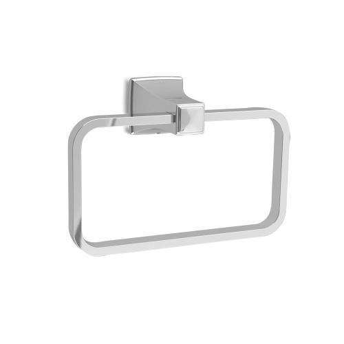 Traditional Collection Series B Towel Ring - Brushed Nickel