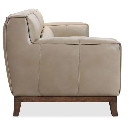 Living Room Prosper Leather Stationary Chair