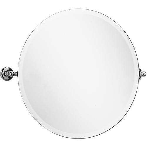 "Samuel Heath - Brushed Gold Unlacquered Tilting mirror, 20"""