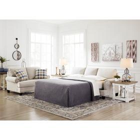 See Details - Meggett Queen Sofa Sleeper Linen