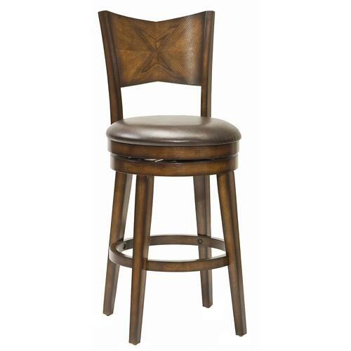 Jenkins Swivel Bar Stool