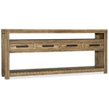 See Details - Roslyn County Console Table