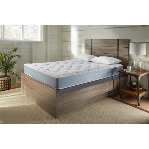 "American Bedding 11.5"" Plush Tight Top Mattress, King"