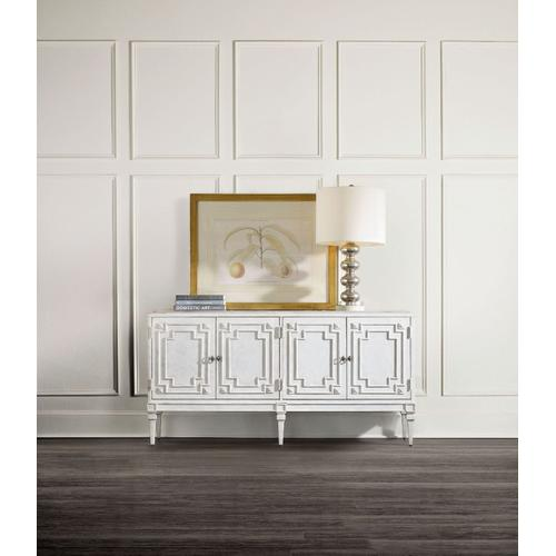 Living Room Four-Door Credenza