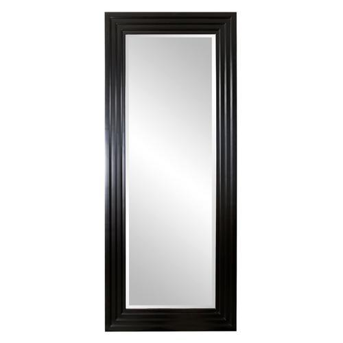 Howard Elliott - Delano Mirror - Glossy Black
