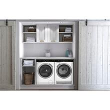 """See Details - 24"""" Compact Front Load Dryer - Ventless, Energy Star Certified, 4.0 Cu.ft."""