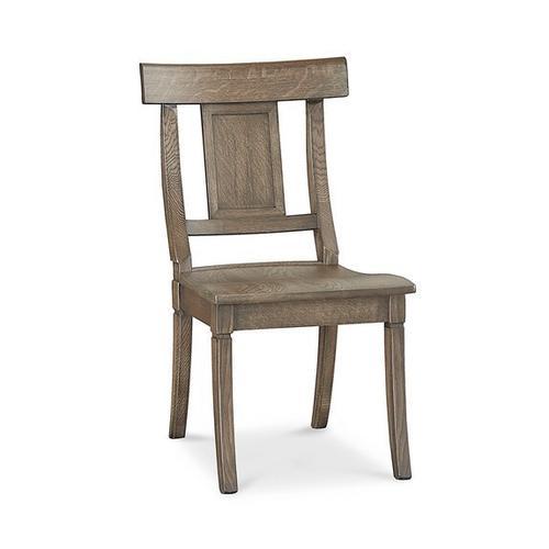Bassett Furniture - Baxter Oak Side Chair