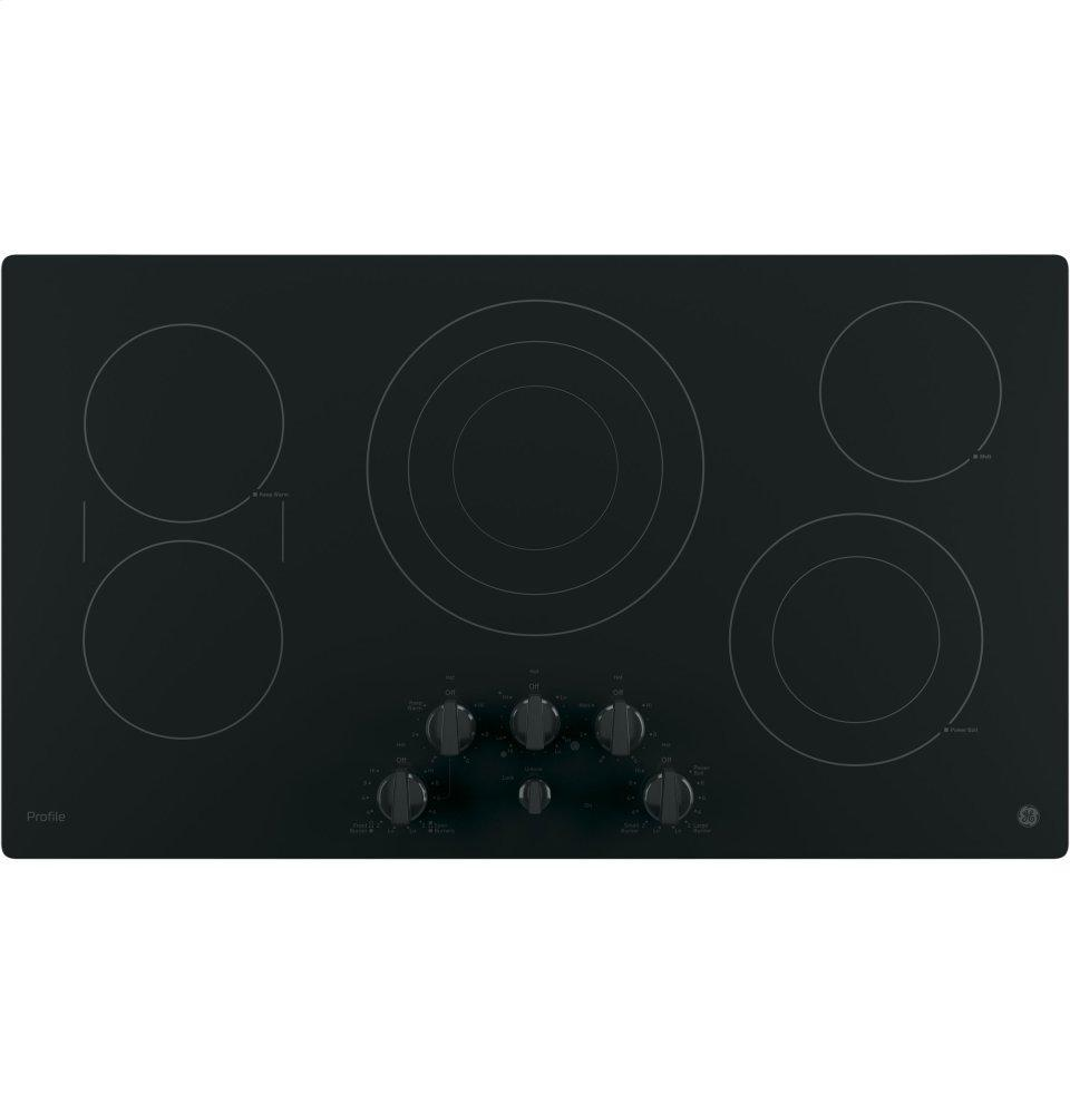 "GE ProfileGe Profile™ 36"" Built-In Knob Control Cooktop"