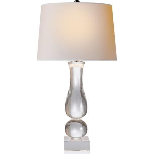 Visual Comfort - E F Chapman Balustrade 30 inch 150.00 watt Crystal Table Lamp Portable Light