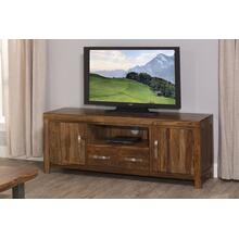 See Details - Emerson Entertainment Console - Natural Sheesham
