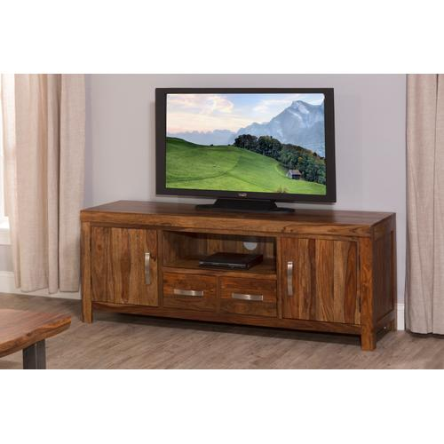 Product Image - Emerson Entertainment Console - Natural Sheesham