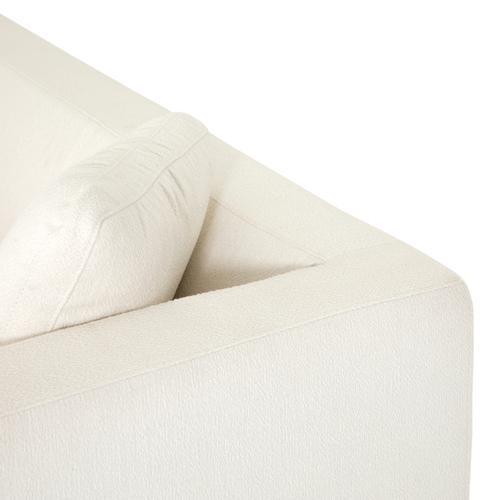 Brunswick White Cover Ludwig Sofa