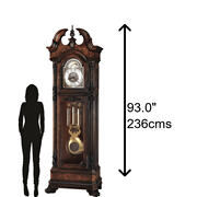 Howard Miller Reagan Grandfather Clock 610999 Product Image