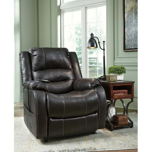 Yandel Power Lift Recliner - Black