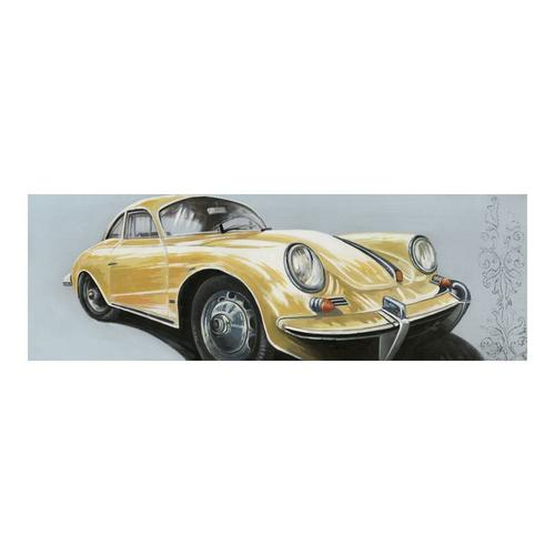 Moe's Home Collection - Classic Sportscar White Wall Decor
