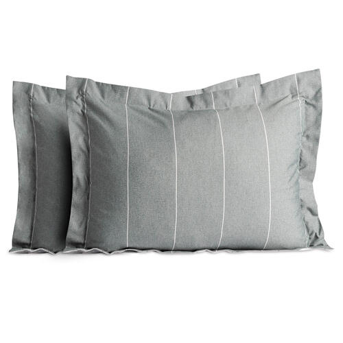 Chambray Comforter Set Twin Birch