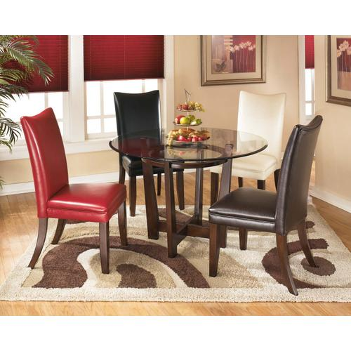 - Charrell Brown 5 Piece Dining Room Set