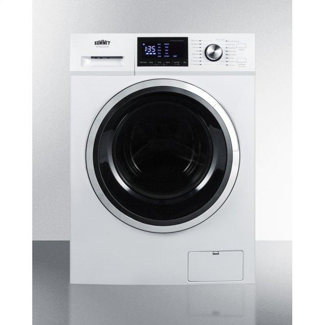 """Summit 24"""" Wide 115v Washer/dryer Combo"""