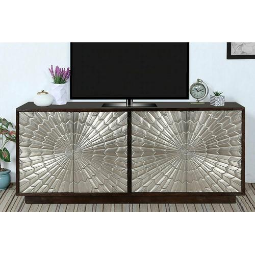 CROSSINGS PALACE 78 in. TV Console