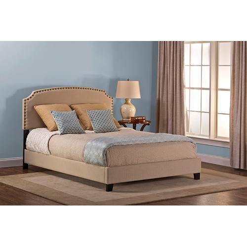 Gallery - Lani Twin Bed - Linen Beige