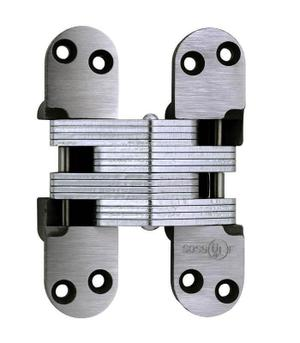 Model 220AS Alloy Steel Invisible Hinge Unplated Product Image