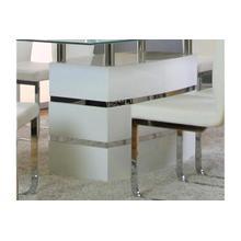 Altair-white Table Base