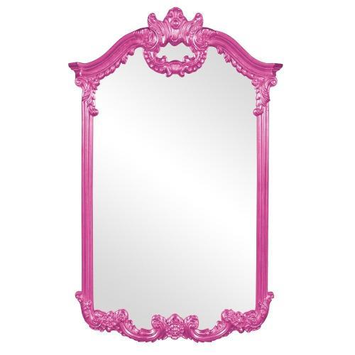 Howard Elliott - Roman Mirror - Glossy Hot Pink