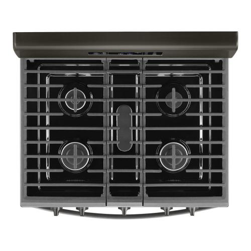 Gallery - 5.0 cu. ft. gas convection oven with fan convection cooking