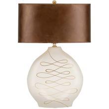 Golden Loops Lamp