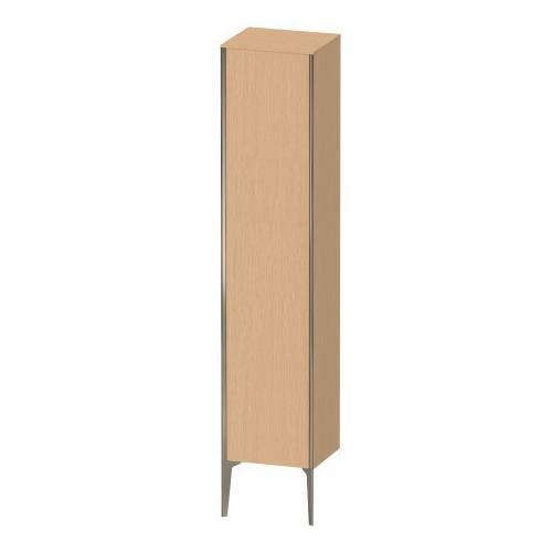Tall Cabinet Floorstanding, Brushed Oak (real Wood Veneer)