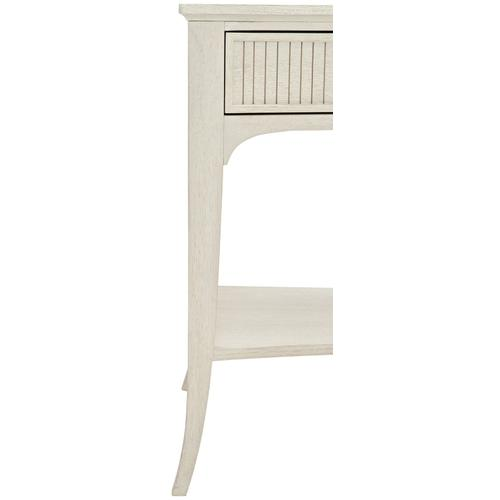 Gallery - Allure Nightstand in Manor White (399)