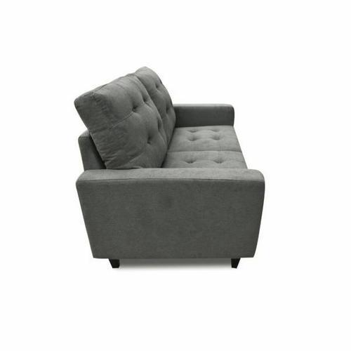 ACME Nate Loveseat - 50241 - Gray Fabric