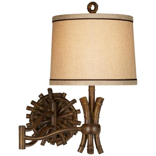 Bamboo Sailor Sconce (89-5914-9u)