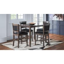Greyson Heights 5 Pack - Table W/(4) Stools