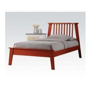 Acme Furniture Inc - Marlton Orange Twin Bed