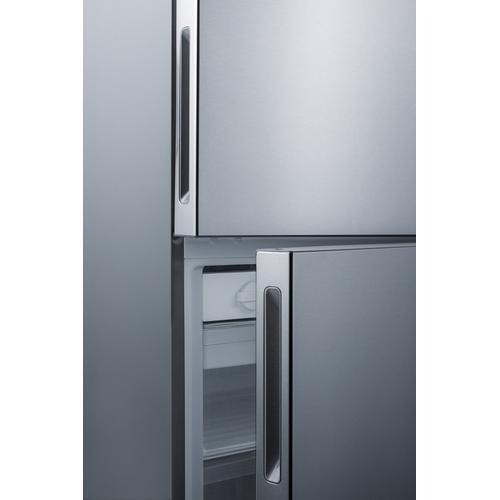 "28"" Wide Bottom Freezer Refrigerator"