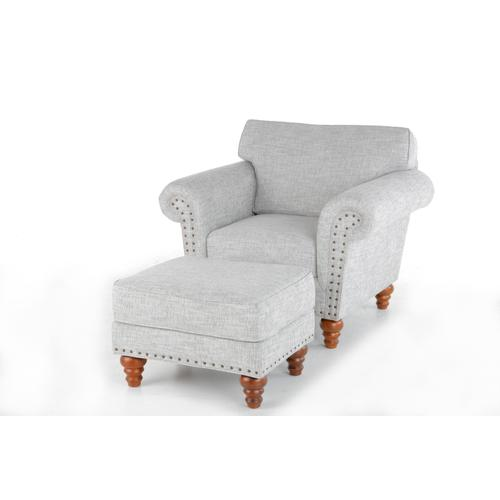 Gallery - Aly Chair & Ottoman