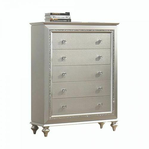 ACME Kaitlyn Chest - 27236 - Champagne