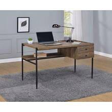 View Product - Writing Desk W/ Outlet