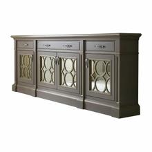 Symmetry Sideboard with Mirrored Doors