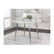 Idina-chrome Taper Table Legs