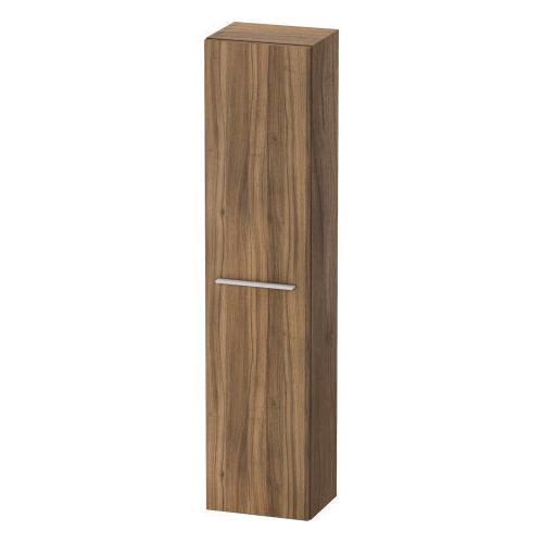 Duravit - Semi-tall Cabinet, Natural Walnut (decor)