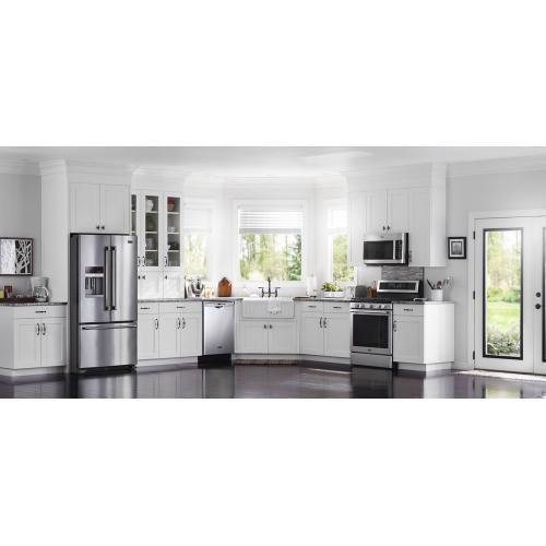 Gallery - 30-INCH WIDE GAS RANGE WITH TRUE CONVECTION AND POWER PREHEAT - 5.8 CU. FT.