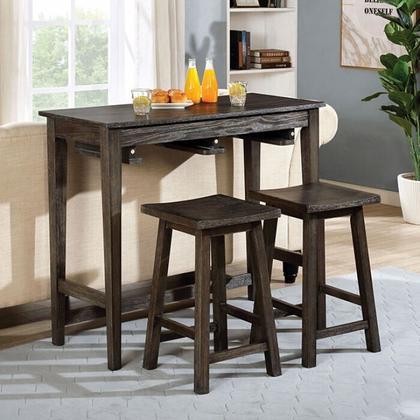 See Details - Elinor Bar Table Set