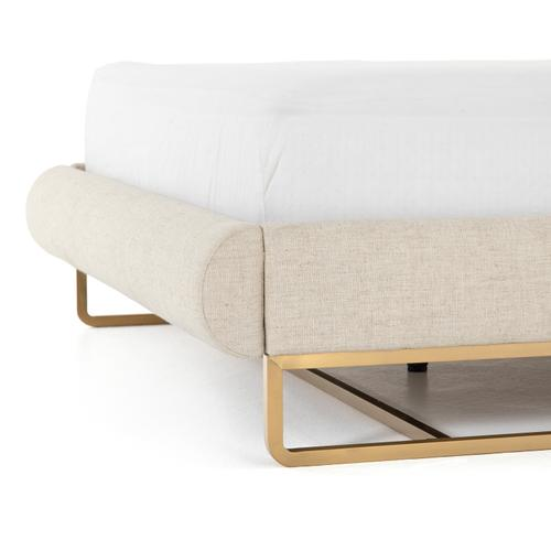 King Size Sled Bed
