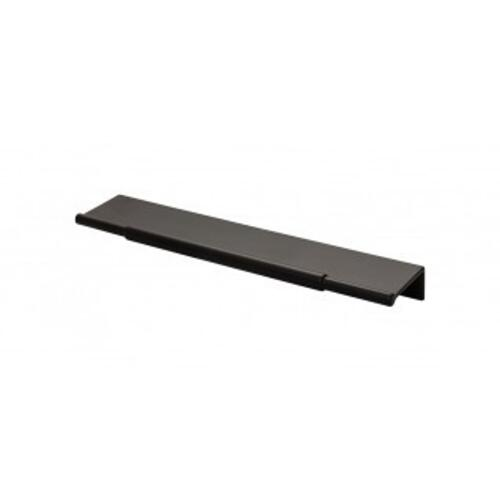 Crestview Tab Pull 6 Inch (c-c) - Flat Black