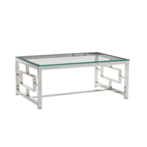 Lexington Furniture - Russell Glass Top Cocktail Table