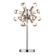Pulsar Table Lamp Chrome